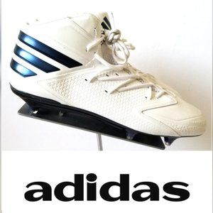 Adidas Football Shoes, Cleats New! Size 16